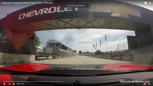 Employee Engagement Meets Race Track Chevrolet - YouTube - Google Chrome 672016 11433 PM